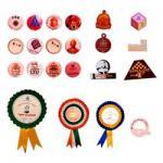China Handmade Animal-shaped Badge wholesale