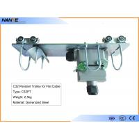 China C32PT Pendant Trolley For Flat Cable With Cable Gland Galvanized Steel Material wholesale