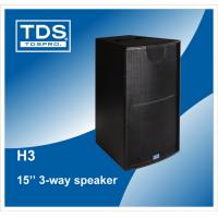 China Horn Professional Speaker, Horn Loudspeaker, High Power Horn Speaker, Outdoor Speaker Waterproof, 3-way Speaker Box  H3 wholesale