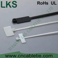 China Marker Nylon Cable Ties on sale