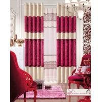 China Colorful Wide Modern Home Textile Products Blackout Curtains for Decoration on sale
