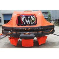 China SLOAS Approved Inflatable Life Raft wholesale