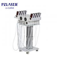 China Safe Lose Weight Slimming Machine Non Surgical Liposuction Equipment Double Wave wholesale