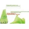 China eco friendly biodegradable plastic compostable garbage bags, compostable biodegradable printed charity donation bag wholesale