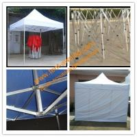 China Collapsable Outdoor Trade Show  Easy Up Tent 4x4m Aluminum Folding Tent wholesale