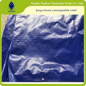 China custom made waterproof plastic tarpaulin sheet/woven fabric PE tarpaulin Tb009 on sale