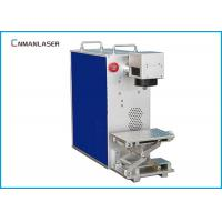 Buy cheap Portable Plastic Pipe Fiber Laser Engraving Machine Deep Engraving 30w 50w 100w from wholesalers