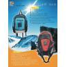 China solar camping bag wholesale