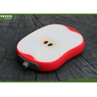 China Fruits Style Mobile Portable Phone Charger , Universal Power Bank 6000mAh wholesale