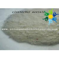 Clostebol Acetate White powder Testosterone Anabolic Steroid Turinabol 855-19-6 Top Quality
