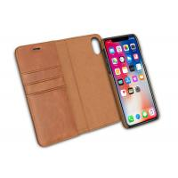 China iPhone X Protective Leather Case wholesale