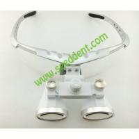 3.5X Magnifying Glass Surgical Dental Loupe with head light Loupe-1