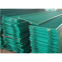 China PVC Spraying Stamping Aluminum Expanded Metal Mesh 0.5 Thickness For Security wholesale
