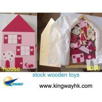 China Stock stocklot closeout overstock surplus Wooden toys on sale