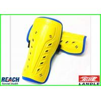 China Yellow Practical Knee Shin Guards Promotional Sports Products Body Armour wholesale