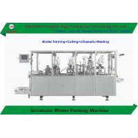 China High Productive Capacity Blister Forming Machine Low Noise Easy Operation on sale