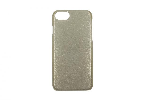Quality Golden Powder Mobile Phone Back Cover , Plain Color Iphone 7 Back Cover for sale