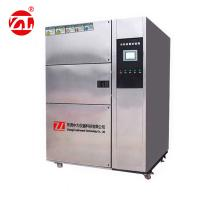 3 - Slot Hot And Cold Impact Testing Machine With Dual Cooling System