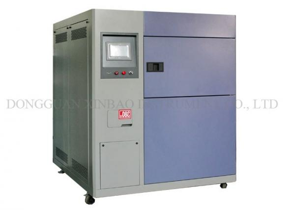 Quality Rapid Thermal Shock Chamber 50*60*50cm Inner Size 3 Phase AC 380V Power for sale