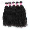 China Long Lasting Grade 6A Brazilian Hair Kinky CurlyWeave With Tangle Free wholesale