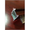 China Powder Black Anodized 6063 Aluminum Extrusion Profiles For Winodow / Door Aluminum Profiles wholesale
