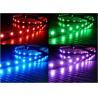 China Flexible 5050 RGB LED Module Strips IP65 Waterproof 12V - 24V wholesale
