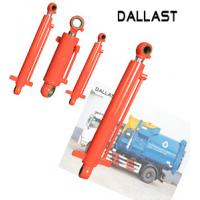 Buy cheap 16-35 MPa Single Acting Telescopic Hydraulic Cylinders for Garbage Truck from wholesalers