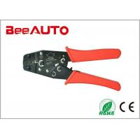 China HS-48B Mini Wire Non Insulated Crimping Tool , Electrical Terminal Crimping Tool 203mm wholesale