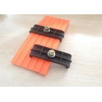 China 50A-140A High Tro Reel System , Light Weight Seamless Conductor Bar wholesale