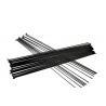 China DT swiss Revolution spoke 2.0/1.8 round spoke J-bend /straight pull head spokes 210-310mm black/silver color wholesale