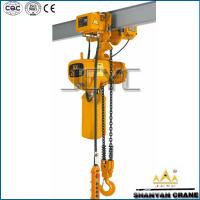 China electric chain hoist monorail trolley wholesale