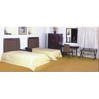 China Budget hotel interior fitout furniture Single Bed Headboard with Writing desk tableBO-B002 wholesale