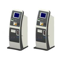 China Airport Financial ATM Kiosk For Banknote / Card Transaction / Cash Currency Exchange wholesale