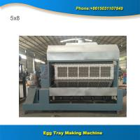 Paper recycling machinefull automatic paper egg tray forming machine