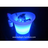 Buy cheap Color Changeable Illuminate LED Ice Bucket / Led Light Up Bucket For Party Cooler from wholesalers