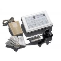 Silver Multifunctional Permanent Makeup Machine Kits with Cartridge Needles