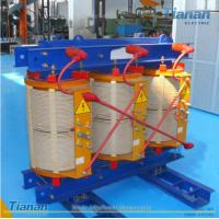 China Electrical Distribution Dry Type Electrical Transformers Sg (h) B10 Series 20kv on sale