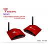 China 5.8GHz Wireless AV Transmitter Receiver Audio Video Camera Transmitter with IR 38+56khz IR Extender PAT-556 wholesale