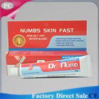 China 10g Topical Dr. Numb Anaesthetic Numb Pain Stop Cream Painless Pain Relief Cream For Laser Hair Removal Permanent Makeup wholesale