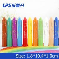 China Kids Painting Water Soluble Wax Pastels Oil Pastel Set Environment Friendly wholesale
