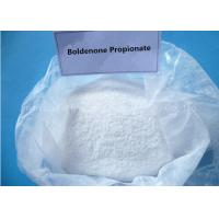 China High Pure Pharma Grade Steroids Boldenone Propionate C22H30O3 EP Standard wholesale