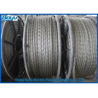 China High Voltage Transmission Line Pilot Wire 9 - 30mm 658kN T29 Corrosion Rust Proof wholesale