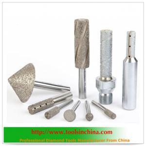 China Vacuum Brazed Diamond Tools wholesale