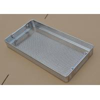 China factory hot sale food grade stainless steel disinfect basket wholesale