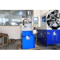 China Computer Spring Making Machine , Cnc Torsion Spring Machine Two Axes wholesale