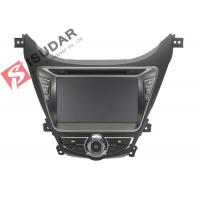 China HYUNDAI ELANTRA Android Car DVD Player With Navigation System Support 3G wholesale