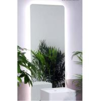 China Modern Design Bathroom Vanity Mirrors Wall Mounted  With Back Light on sale