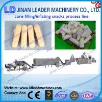 China Inflating Snacks Food Processing Line snack ideas for kids wholesale