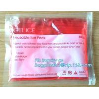 China on-toxic plastic material gel ice pack, Refrigerated cooler bags, ice eutectic gel bag for fresh food and beverage, GEL wholesale