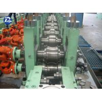 China Carbon Ssteel Welded Tube Mill Machinery 8mm , Round Seamless Pipe Production wholesale